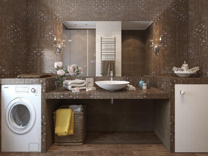 Дизайн ванной на Сталинграда