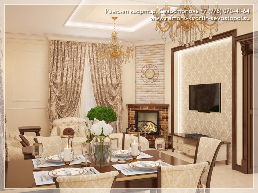 Дизайн дома Севастополь