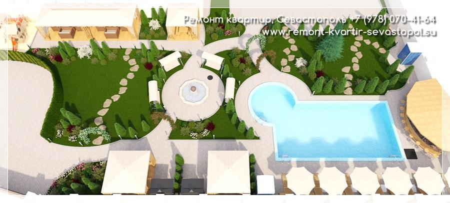 Дизайн 2 х комнатной квартиры