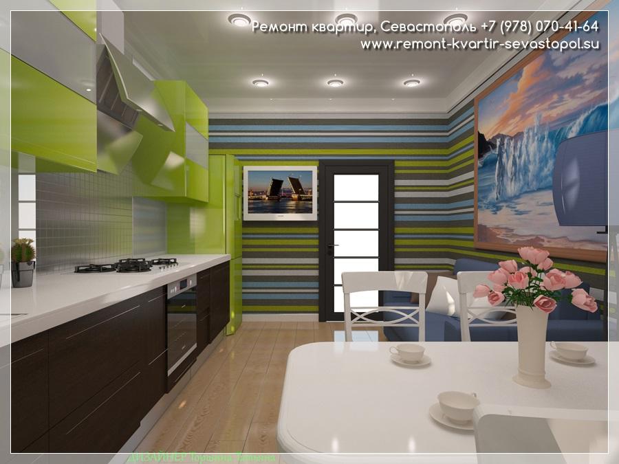 Кухня в квартире дизайн фото