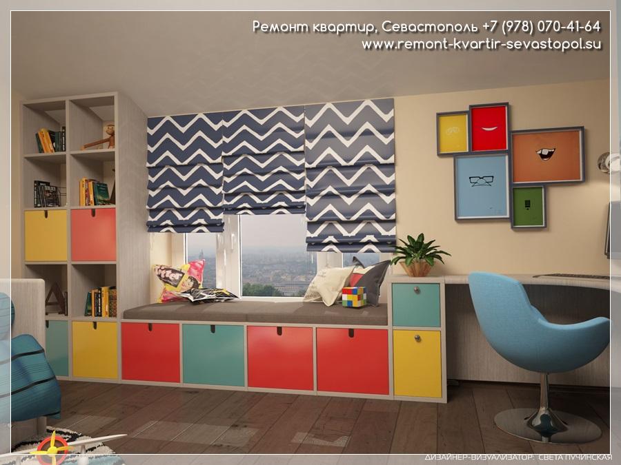 Дизайн квадратной квартиры