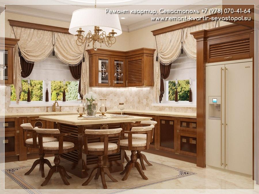 Дизайн больших квартир
