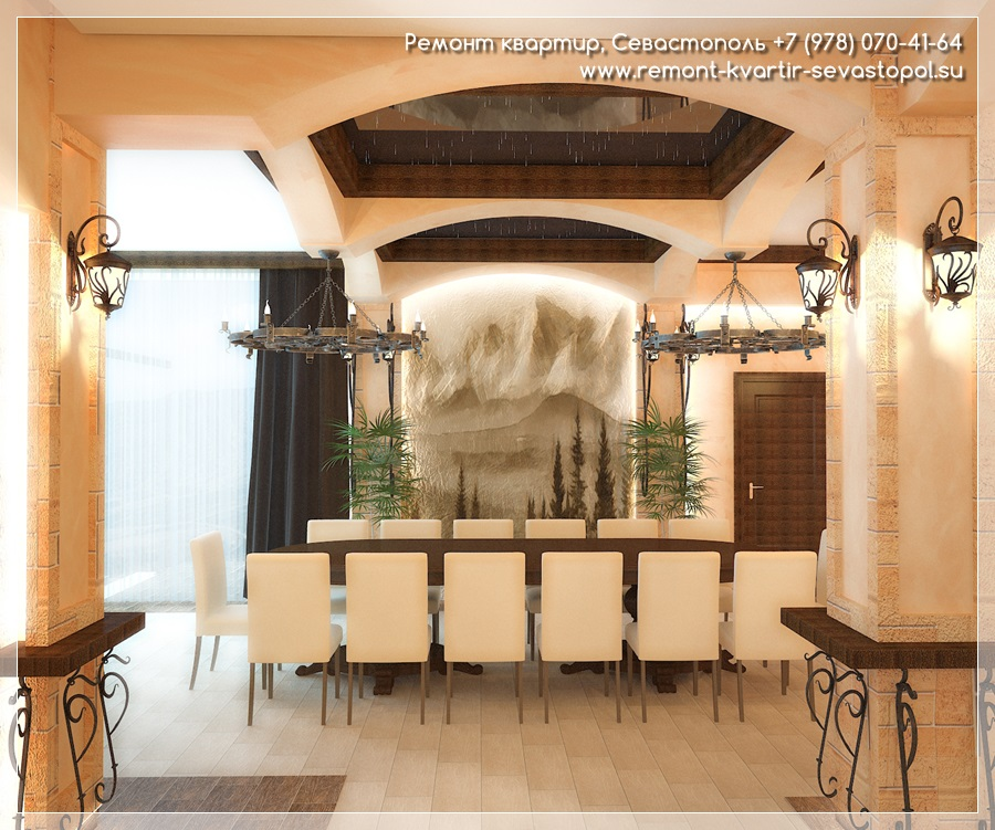 Дизайн квартир минимализм