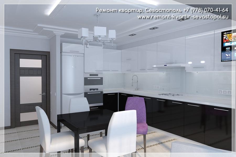 Дизайн проекты квартир готовые
