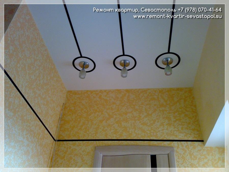 Ремонт однокомнатной квартиры 40 кв м фото