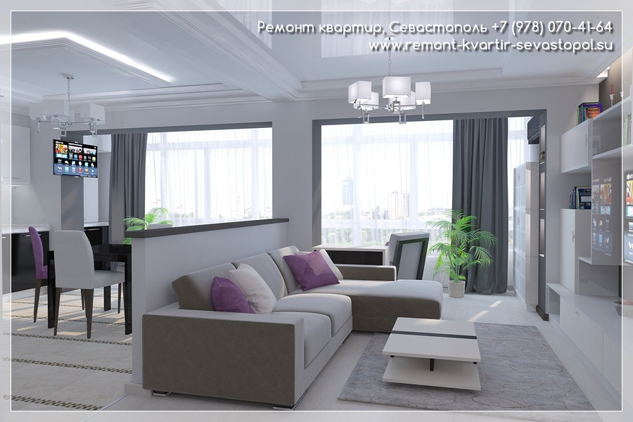 Красивый дизайн квартир